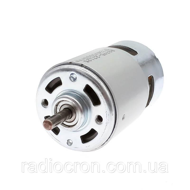 Электро двигатель (моторчик)   Мотор 775 12V