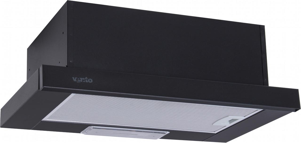 Вытяжка Ventolux GARDA 50 BK (700) SLIM