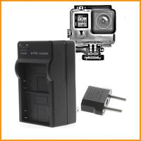 Зарядные устройства для экшн камер