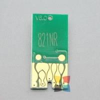 Чип для Epson T50 / R290 / TX650 / 700 T0821 black v6.0