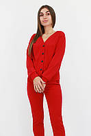 S | Повсякденний жіночий костюм Nevada, червоний