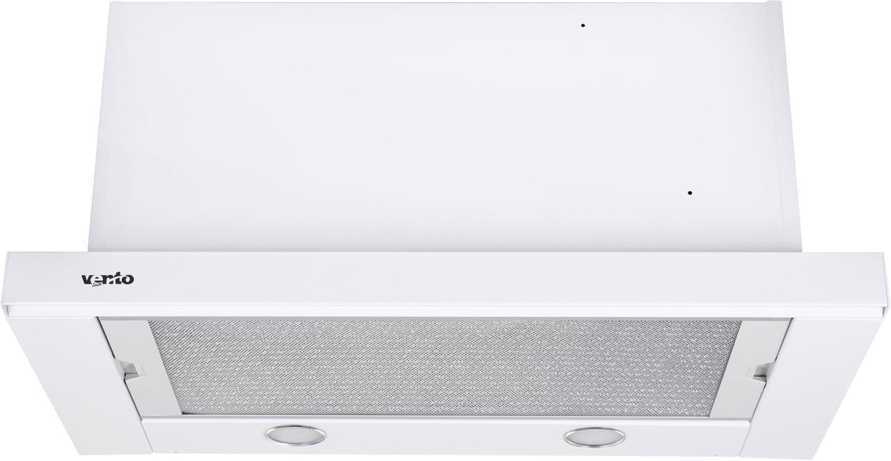 Вытяжка Ventolux GARDA 60 WH (1100) SMD LED