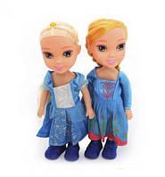 """Набор кукол """"Холодное сердце: Анна и Эльза"""" 619A"""