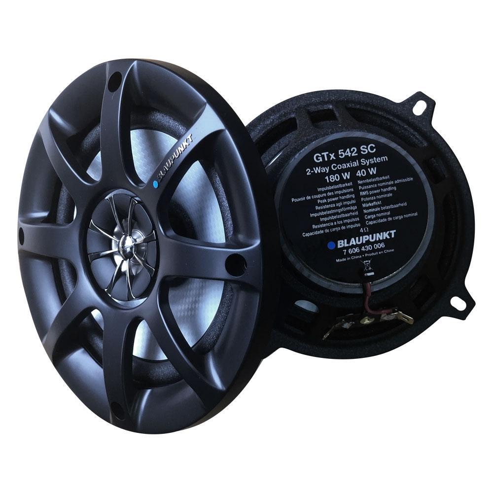 Коаксиальная автомобильная акустика Blaupunkt GTx 542 SC 40 Вт ( 13 см )