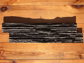 """Поліуретановий декоративний форма штамп для бетону і штукатурки """"Венеція"""" (для стін)"""