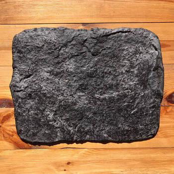 """Поліуретановий штамп для штукатурки і бетону """"Скала"""" (середній без тріщини), для підлоги і стін"""