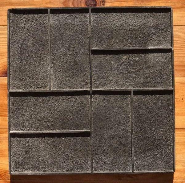 """Поліуретановий штамп для підлоги """"Паркет"""", для підлоги і доріжок"""