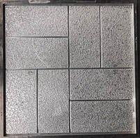 """Поліуретановий штамп для підлоги """"Паркет"""", для підлоги і доріжок, фото 3"""