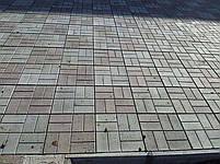 """Поліуретановий штамп для підлоги """"Паркет"""", для підлоги і доріжок, фото 5"""