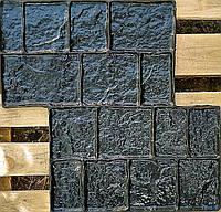 Формы печатного бетона купить нашли в бетоне
