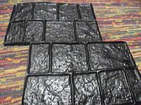 """Резиновый штамп для печатного пола """"Приморский"""" (форма для печатного бетона), фото 5"""