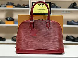 Женская сумка Louis Vuitton Alma, Реплика 7А