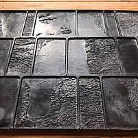 """Резиновый штамп для печатного бетона """"Брусчатка"""" (форма для печатного бетона), фото 4"""
