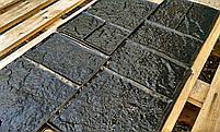 """Резиновый штамп для печатного бетона """"Старый Бердянск 1"""" (форма для печатного бетона), фото 5"""