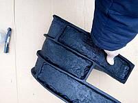 """Поліуретановий штамп для бетону """"Лондон"""", для стін і штукатурки, фото 2"""