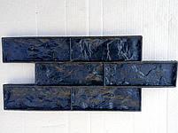 """Полиуретановый штамп-форма для плитки """"Колотый кирпич"""" 2 в 1, фото 5"""