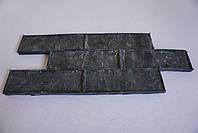 """Полиуретановый штамп-форма для плитки """"Колотый кирпич"""" 2 в 1, фото 7"""