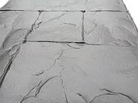 """Резиновый штамп для печатного бетона """"Тесаный Камень №1"""" (форма для печатного бетона), фото 3"""