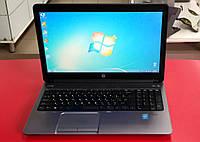 "Ноутбук HP ProBook 650 G1 15.6"" Intel Core i5 2.6 GHz 8 GB RAM 500 HDD Black-Silver Б/У, фото 1"