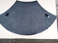 """Гумовий штамп для штампованого бетону """"Віяло Великий"""" (форма для штампованого бетону), фото 4"""