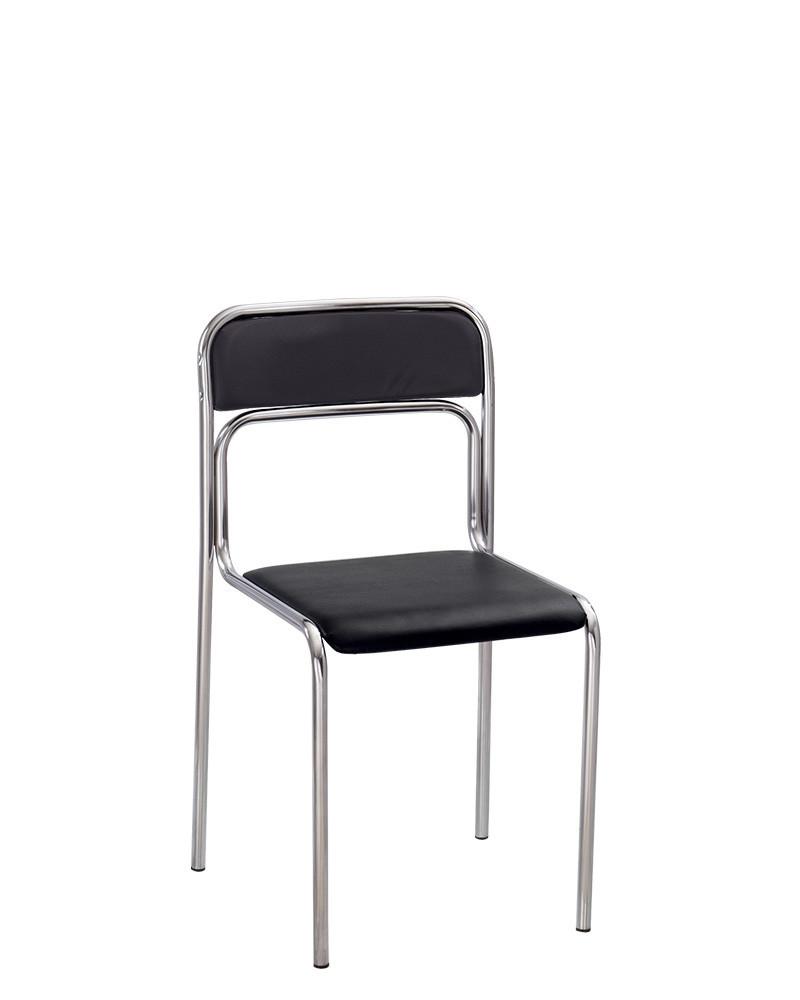 Крісло для відвідувачів ASCONA chrome