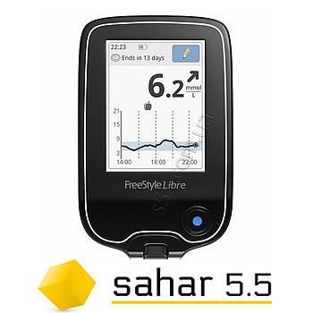 FreeStyle Libre система постоянного мониторинга глюкозы в крови Фристайл Либре