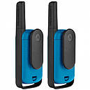 Рация Motorola Talkabout T42 TWIN PACK, синяя, фото 2