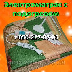 Электроматрас с подогревом (одно и -двух спальный)