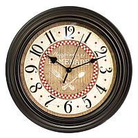 Часы настенные Veronese Кухня 30 см 12003-001, фото 1