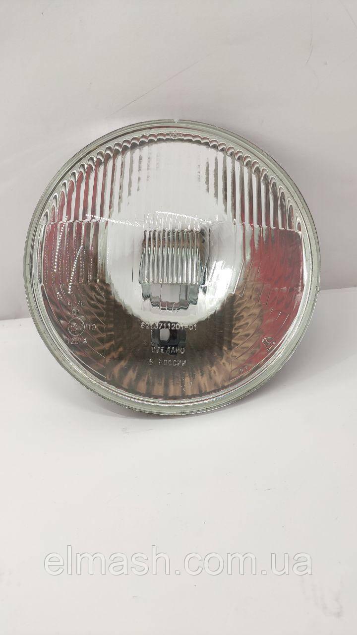 Фара левая /правая Н4 (стекло+отражатель) с подсветкой, без экрана лампы ВАЗ 2101,2102,2121 (Формула света)