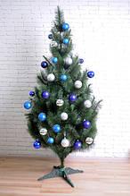 Искусственная сосна Зеленая 2,5м - Новогодняя елка от производителя