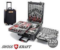 Набор инструментов Swiss Kraft 326 pcs