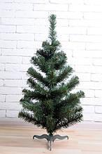 Искусственная ель Зеленая 75см ПВХ - Новогодняя елка от производителя