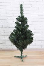 Искусственная ель Зеленая 1,3м ПВХ - Новогодняя елка от производителя