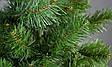 Штучна ялинка Зелена 1,3 м - Новорічна ялинка від виробника, фото 2