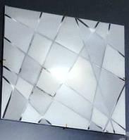 """Светильник потолочный """"Mikado"""" 2х Rx7s 118mm 150W  L=50x50cm, H=6cm"""
