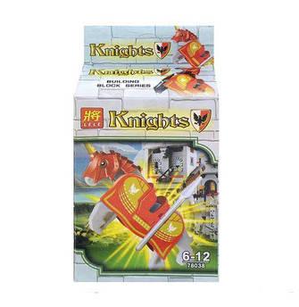 "Конструктор Рыцарь ""Knights"" 78038"