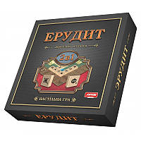"""Настольная игра  Artos """"Эрудит 2 в 1"""""""