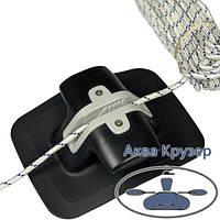 Якірна мотузка, канат для якоря d=7мм (30 м) для надувних човнів ПВХ