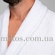 Халат махровый Мужской XXL, хлопок 100%, фото 3