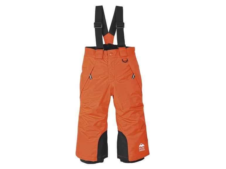 Зимние термо штаны Lupilu на мальчика 1-2 года