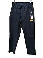 Брюки теплые мужские Escetic прямые зимние спортивные штаны Синие