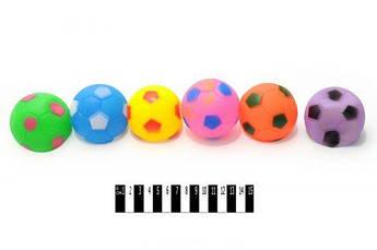 Набор мячиков-пищалок (6 штук) 859-9