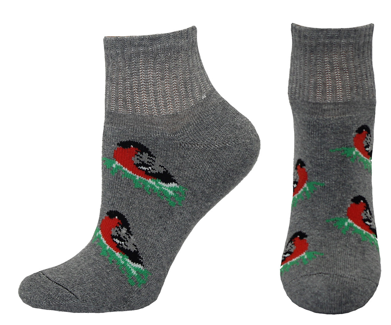 Детский носок .Зима