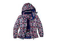 Детская зимняя куртка Crivit на девочку 8-10 лет