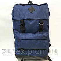 Рюкзак Zanex 20 литров туристический городской синий 50 x 28, фото 2