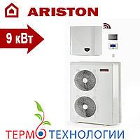 Тепловой насос воздух-вода Ariston Plus 9-Т кВт