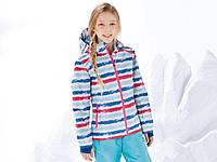 Детская зимняя куртка Crivit на девочку 6-8 лет