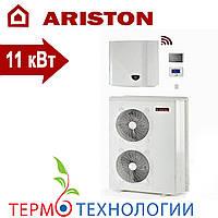 Тепловой насос воздух-вода Ariston Plus 11-Т кВт