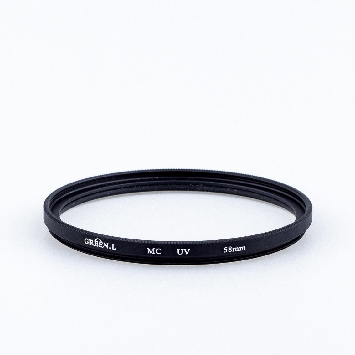 Светофильтр Green.L UV 58mm